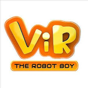ViR: The Robot Boy - Title card of ViR: The Robot Boy