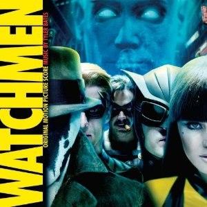 Watchmen: Original Motion Picture Score - Image: Watchmen Score Tyler Bates