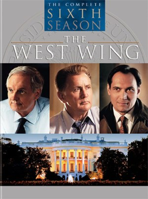 The West Wing (season 6) - Image: West Wing s 6
