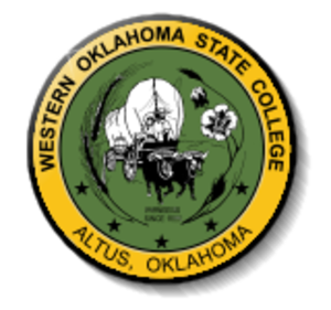 Western Oklahoma State College - Image: Western OK State College seal