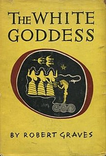 <i>The White Goddess</i> book by Robert Graves