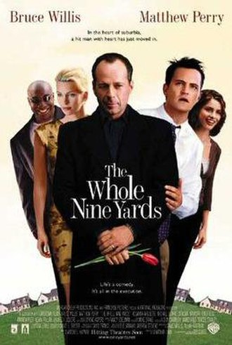 The Whole Nine Yards (film) - Theatrical release poster