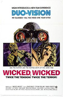 <i>Wicked, Wicked</i> 1973 film by Richard L. Bare