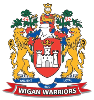 Wigan Warriors - Image: Wigan Warriors Logo