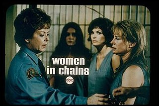 <i>Women in Chains</i> 1971 television film directed by Bernard L. Kowalski