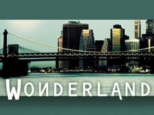Wonderland (U.S. TV series) - Image: Wonderland logo