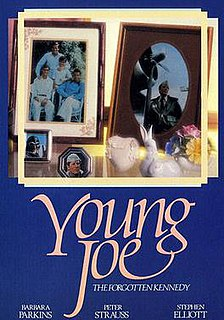 <i>Young Joe, the Forgotten Kennedy</i> 1977 television film directed by Richard T. Heffron