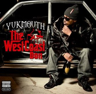 The West Coast Don - Image: Yukmouth the westcoast don cover