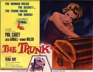 <i>The Trunk</i> 1961 British mystery film directed by Donovan Winter
