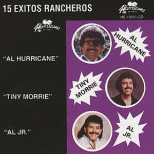 15 Exitos Rancheros - Image: 15 Exitos Rancheros cover