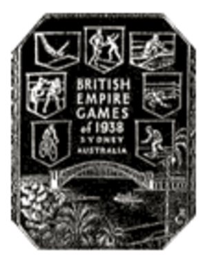1938 British Empire Games - Image: 1938 British Empire Games