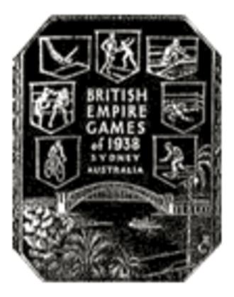 1938 British Empire Games - Image: 1938 British Empire Games