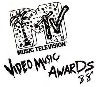 1988 MTV Video Music Awards award ceremony