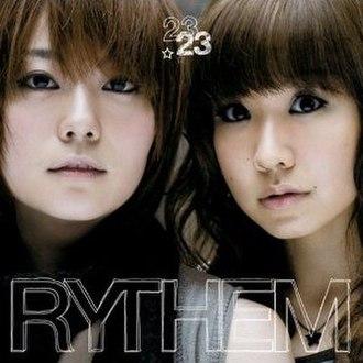 23 (Rythem album) - Image: 23 reg