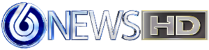 WRTV - WRTV 6 News logo used from 2006 to 2012. The HD part of the logo was added in 2008.