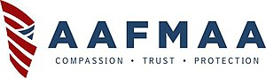 AAFMAA - Image: AAFMAA logo