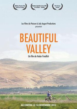 A Beautiful Valley - Theatrical poster