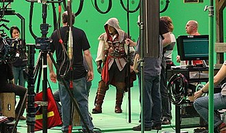 Assassin's Creed: Lineage - Behind-the-scenes image of Assassin's Creed: Lineage