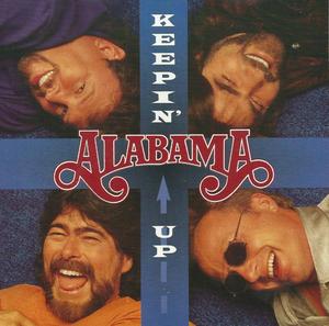 Keepin' Up - Image: Alabama Keepin Up single cover