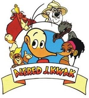 Alfred J. Kwak - Logo of Alfred J. Kwak
