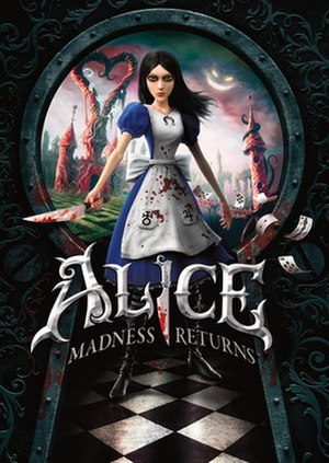 Alice: Madness Returns - Image: Alice Madness Returns