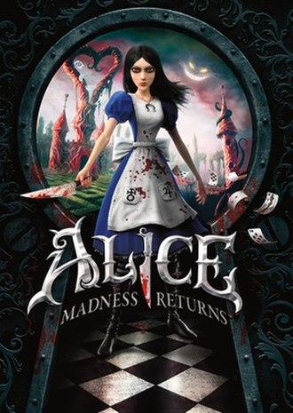 Alice: Madness Returns - Image: Alice Madness Returns
