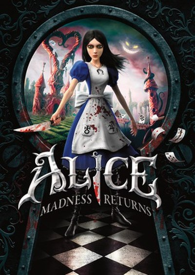 Picture of a game: Alice: Madness Returns
