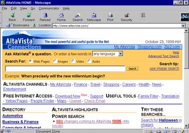 Altavista-1999