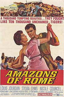<i>Amazons of Rome</i> 1961 film