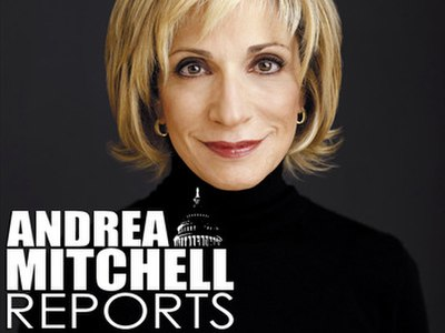 Picture of a TV show: Andrea Mitchell Reports