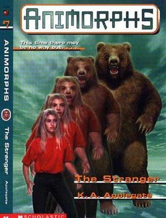 The Stranger (Applegate novel) - Rachel morphing into a grizzly bear