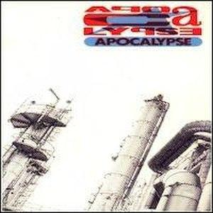 Apocalypse (Apocalypse album) - Image: Apocalypse (Apocalypse album)