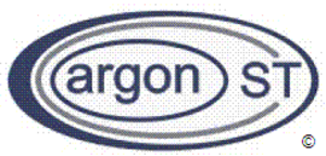 Argon ST - Argon ST logo before Boeing acquisition