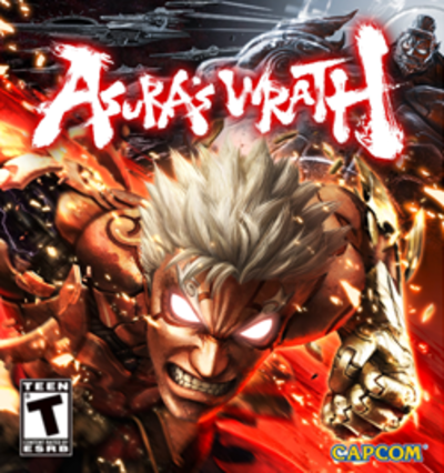 Picture of a game: Asura's Wrath