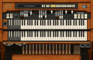 B4 Organ II