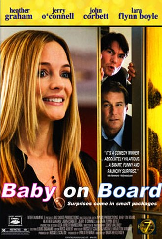 Baby on Board (film) - Promotional poster