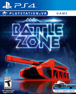 <i>Battlezone</i> (2016 video game)