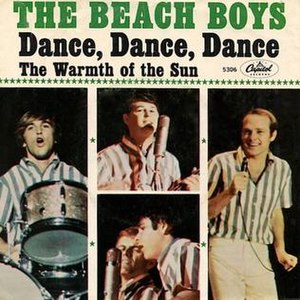 Dance, Dance, Dance (song) - Image: Beach Boys Dance, Dance, Dance