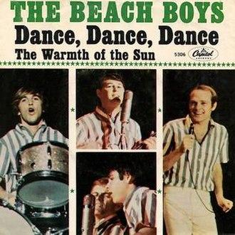 Dance, Dance, Dance (song) - Image: Beach Boys Dance, Dance, Dance
