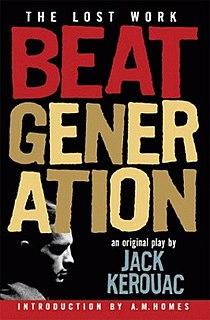 <i>Beat Generation</i> (play)