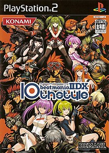 Beatmania IIDX 10th Style - Wikipedia