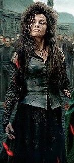 Bellatrix Lestrange Fictional Harry Potter character