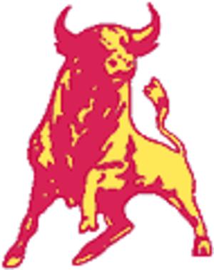 Belleville Bulls - Image: Belleville bulls old logo