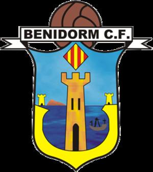 Benidorm CF - Image: Benidorm CD escudo