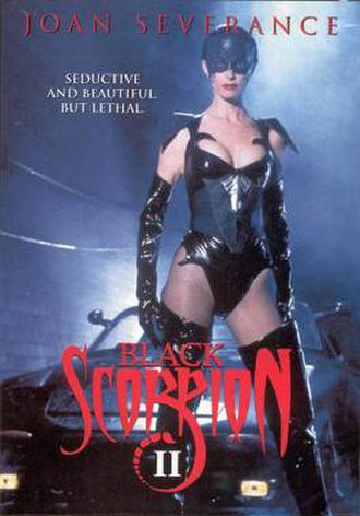 Black Scorpion II - DVD cover