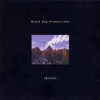 Bytes (album) - Image: Blackdog bytes cover