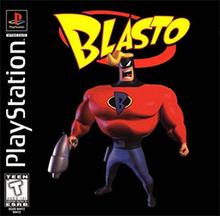 Blasto (video game) - Wikipedia