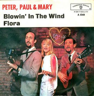 Blowin' in the Wind - Image: Blowin in the Wind PPM