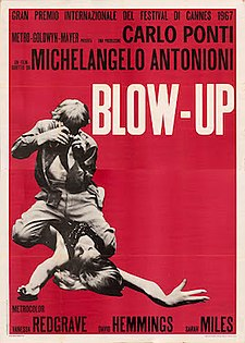 Sexy scenes from blow up movie