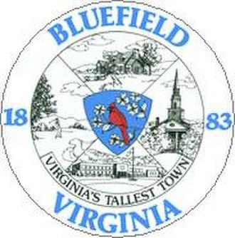 Bluefield, Virginia - Image: Bluefield Virginia Seal
